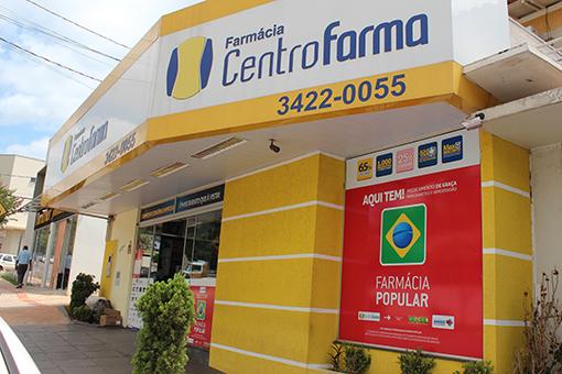 Centrofarma - Av. Rio Branco
